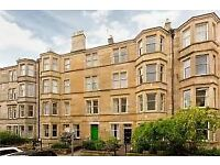 Edinburgh Festival Flat, 4 Double & One Box Room Marchmont Area, Large 3rd Floor Flat