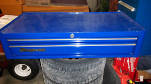 Snap on mid section tool box