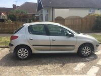 Peugeot 206 1.4L 53 plate only 71000 miles