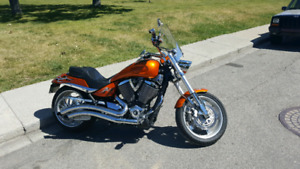 2009 Victory Hammer with lots of extras