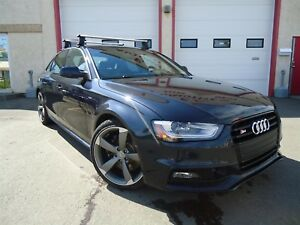 2015 Audi S4 Technik, FULLY LOADED, 6-Speed Manual, Sports Diff