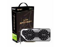 Palit NVIDIA GeForce GTX 1080 8GB Super JetSt