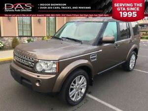 2010 Land Rover LR4 HSE NAVIGATION/7 PASS/PANO ROOF