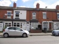 THREE BED ROOM HOUSE*2 RECEPTION ROOM* SPARKHILL* *SOLIHULL ROAD* REFURBISHED* *DSS ACCEPTED*