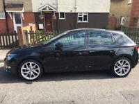 Seat Leon FR | Excellent Condition 1.4 Petrol 5 Door Metallic Black + Tech pack