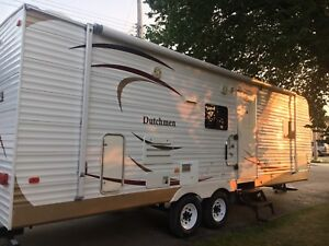 2009 Dutchmen 26f travel trailer