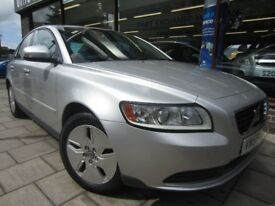 VOLVO S40 1.6 D DRIVe S 4dr (silver) 2009