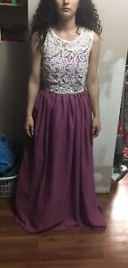 Party/prom /evening dress -long