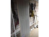 BRAND NEW 4 Panel White Internal Door