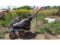 STILL AVAILABLE: 2 x Garden Cultivators / rotavators for parts or repair