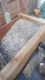 Garden pebbles to collect