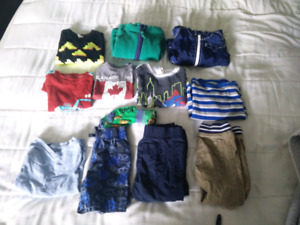 2T boys clothing lot excellent condition