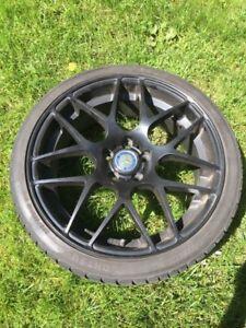 Mercedes Benz W204 - C class- Rims and tires