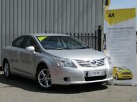 Toyota Avensis 2.0 D-4D T2 (silver) 2010