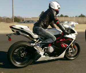 2013 Mv Agusta F4 RR Showroom condition ! Adult rider