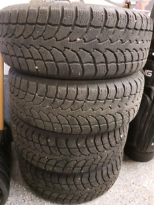 235/55/R17 winter tire package
