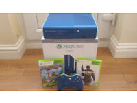 XBox 360 SE Special Limited Edition 500 Gb Boxed Latest Version plus Controller plus Games
