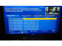 ZGEMMA BOX FULL IPTV AND VOD