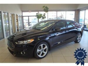 2016 Ford Fusion SE Front Wheel Drive - 34,271 KMs, 2.5L Gas