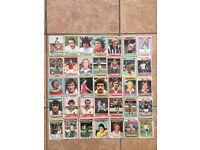 1977 Football Cards