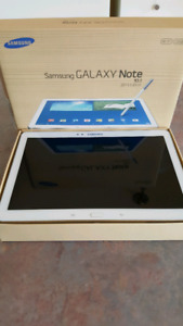 Tablette Samsung Note 10.1 2014 Edition