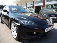 MAZDA RX-8 2.6 231PS 4d 228 BHP (black) 2005