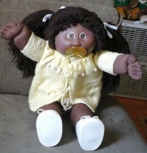 Vintage Cabbage patch Girl doll