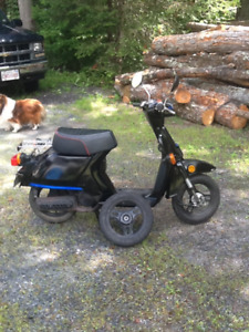 1986 Honda  Spree Scooter 50cc - PRICE DROP