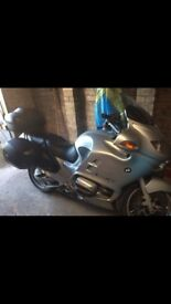 BMW RT1150 (52) plate, luggage box, 30,000 miles , Excellent cont first to see will buy ,