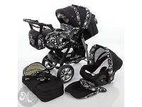 MILK ROCK BABY Pram for sale!