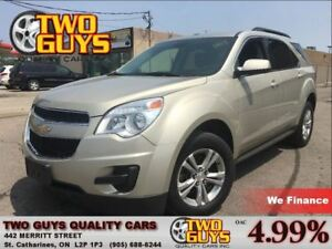 2014 Chevrolet Equinox 1LT HTD SEATS| FWD| ALLOYS| BLUETOOTH