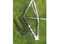 Scott YZ2 voltage frame and forks