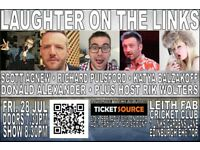 Laughter On the Links: Stand Up Comedy Club