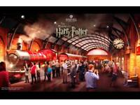 Harry Potter Studio Tour &Afternoon Tea for 2 Virgin Experience voucher