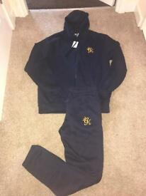 Gymking tracksuits
