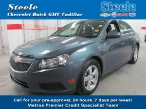 2012 Chevrolet CRUZE LT Turbo Auto & Alloys !!!