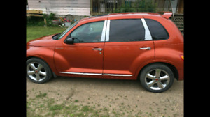 Wanted 2003 Chrysler PT Cruiser Dream cruiser