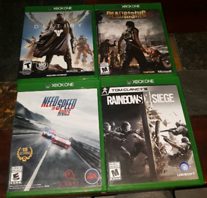 Xbox one game for sale.