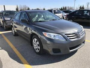 2010 TOYOTA CAMRY LE NO ACCIDENT