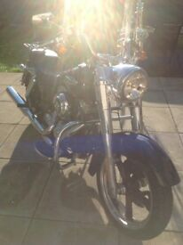Harley Davidson Switchback.