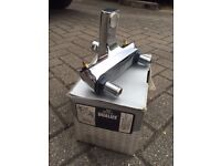 STAINLESS STEEL BATH MIXER TAP (WITH TAP HEADS)- UNUSED CONDITION