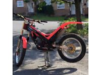 Gas gas jtx 270 trails bike