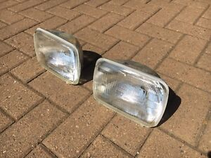 Sylvania Sealed Beam Headlights