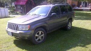 2004 Jeep Grand Cherokee Limited SUV, Crossover