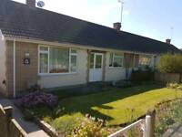 2 bed bungalow in charfield to rent