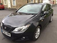 2010 Seat Ibiza 1.2 TDI 5 Door Estate Start Stop 1 Owner Full Service History A/C PX Welcome NIL TAX
