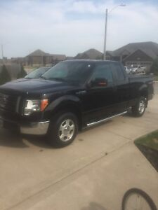2011 Ford F-150 low klms