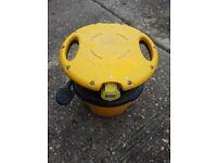 defender power pod 110v 3.3kVa site transformer 2 × 16a sockets
