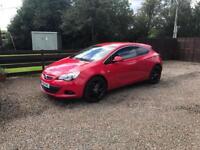 Vauxhall Astra gtc 1.6 sri 180bhp may swap Vxr type r