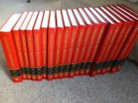 Set of Children's Encyclopaedia Britannica